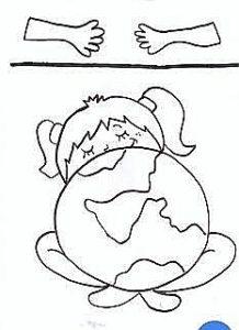 Disegni Da Colorare Per La Giornata Della Terra Ins Anna Di Lonardo