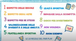 Campioni Di Fair Play Maestra Filomena